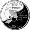 Louisiana quarter