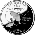Quarter of Louisiana