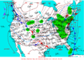 2003-02-23 Surface Weather Map NOAA.png