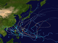 2003 Pacific typhoon season summary map.png