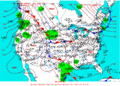 2004-01-08 Surface Weather Map NOAA.png