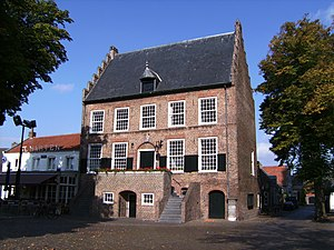 Oirschot - Former city hall of Oirschot