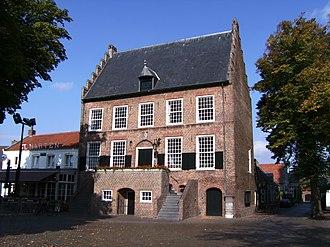 Oirschot - Former city hall of Oirschot