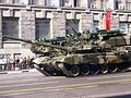 2008 Moscow May Parade Rehearsal - tank T-90.JPG