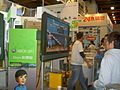 2008 Taipei IT Month Day1 Microsoft Xbox360 Gameplay Area.jpg