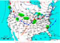 2009-06-07 Surface Weather Map NOAA.png