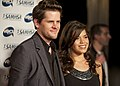 2010 Voice Awards America Ferrera and Ryan Piers Williams (20164318128).jpg