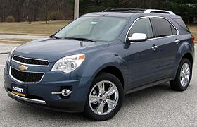 Chevrolet Equinox  Wikipedia