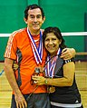 2011 US Masters International - Miami lakes - Manolo & Dora (Peru) (15519133994).jpg