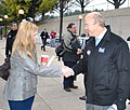 2012-11-05 John Delaney at Shady Grove Metro 147 (8165681960).jpg