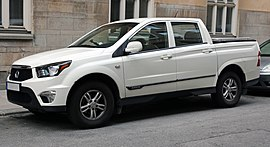 2012 Ssangyong Actyons Sports D200S (Stockholm).jpg