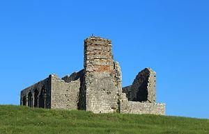 Rozafa Castle - Image: 2013 10 03 Rozafa Castle, Shkodër 0339