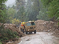 2013 Colorado floods search and rescue operations in Jamestown, Colorado.jpg