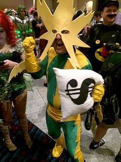 2014 Dragon Con Cosplay - Electro (14937271268).jpg
