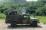 2015.7.13.해병대 1사단 - 공용화기사격 13th, July, 2015, ROK 1st Marine Div.-Firing Crew Served Weapon (19756424402).jpg