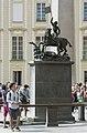2015 Pomnik św. Jerzego w Pradze.jpg