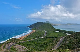 Saint Kitts - Image: 2016 02 FRD Caribbean Cruise S0577137