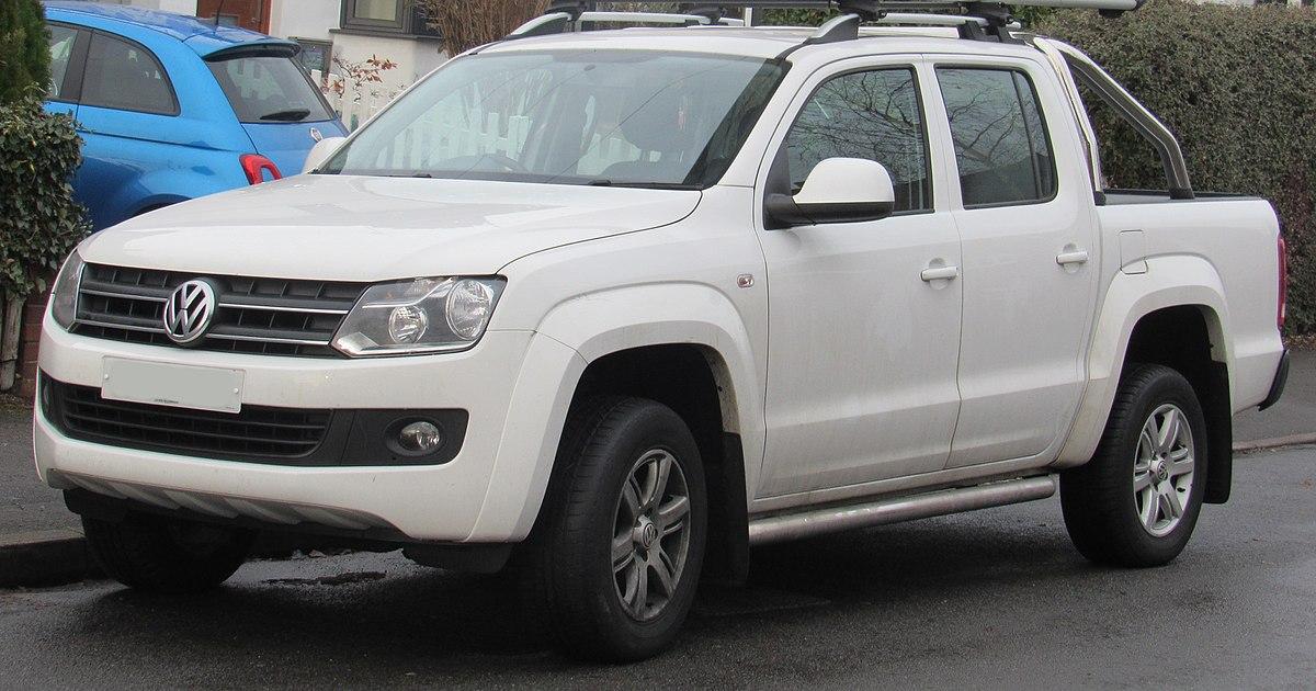 Volkswagen Amarok Wikipedia