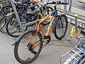 2017-09-28 (212) KTM bicycle at Park and Ride Bahnhof Krems an der Donau.jpg