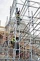 2017 Inaugural Platform Construction (31991110123).jpg
