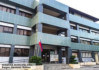Hermosa, Bataan - Municipal Hall