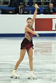 Anita Östlund Swedish figure skater