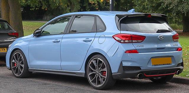 Hyundai i30N Performance (PD)
