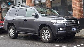 Toyota Land Cruiser - Wikiwand