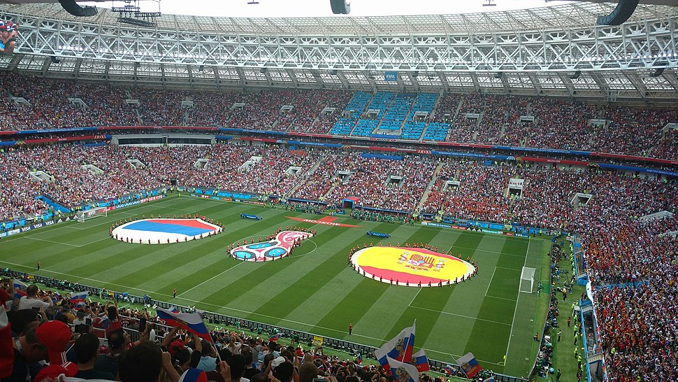 2018 World Cup Round of 16 - Russia v Spain