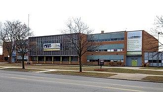 Osborn High School - Image: 20190111115105 Osborn High School