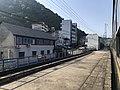 201908 Platform of Tongzilin Station.jpg