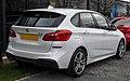 2019 BMW 218i Active Tourer M Sport Automatic 1.5 Rear.jpg