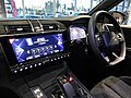 2020 DS 7 Crossback cockpit interior in Chingford, London.jpg