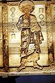 2029 - Byzantine Museum, Athens - Marble slab, 10th century - Photo by Giovanni Dall'Orto, Nov 12 2009.jpg