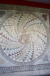 2042 - Archaeological Museum, Athens - Garden - Mosaic - Photo by Giovanni Dall'Orto, Nov 11 2009.jpg