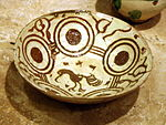 2143 - Byzantine Museum, Athens - Byzantine ceramic ware - Photo by Giovanni Dall'Orto, Nov 12 2009.jpg