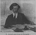 218 page centrale Antonov gouverneur de Petrograd.jpg