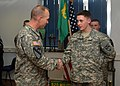 21st TSC CSM recognizes MP for 'doing the right thing' 150305-A-HG995-001.jpg