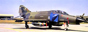 21st Fighter Squadron - Image: 21st Tactical Fighter Training Squadron F 4E 35 MC Phantom 67 0311 1987