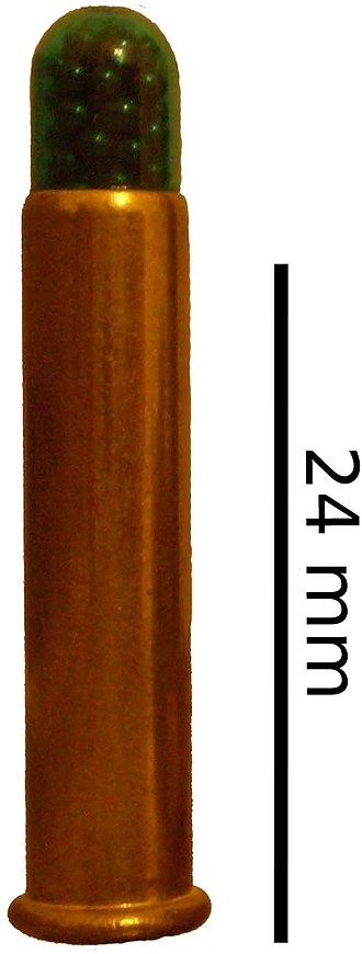 .22 Winchester Magnum Rimfire - .22 WMR Ratshot