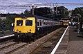 23.08.86 Milngavie Class 116 and 120 DMUs (49020700228).jpg