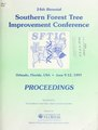 24th biennial southern forest tree improvement conference proceedings (IA 24thbiennialsout46sout).pdf