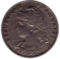 25 centimes Patey (1er type 1903) avers.png