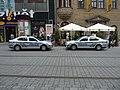 2 Czech police cars.jpg
