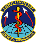 30 Medical Operations Sq emblem.png
