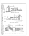 33-35 Deer Street (House), Portsmouth, Rockingham County, NH HABS NH,8-PORT,51- (sheet 1 of 8).png