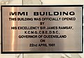 370 Queen Street, Brisbane building opening plaque.jpg