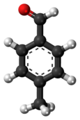 4-Methylbenzaldehyde-3D-balls.png