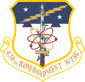 450th Bombardment Wing - Image: 450th Bombardment Wing