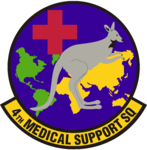 4 Medical Support Sq emblem.png